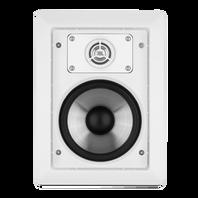 SOUNDPOINT SP 5 II - Black - 2-Way 5-1/4 inch In-Wall Speaker - Hero