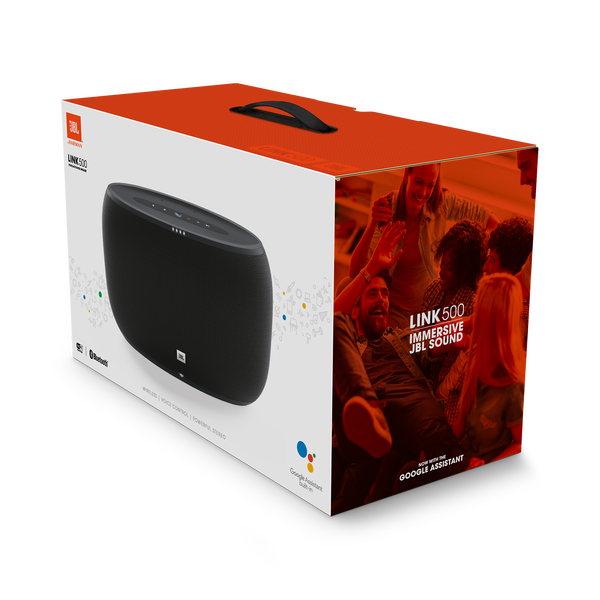 JBL Link 500 - What's in the Box