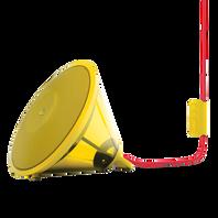 SPARK - Yellow - Wireless Bluetooth® Stereo Speaker - Hero