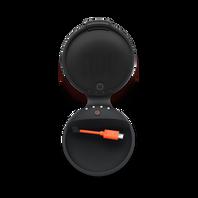 JBL Headphones Charging Case - Black - Headphones charging case - Hero