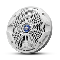 "MS 6520 - White - 6"" Coaxial, 180W Marine Speaker - Hero"