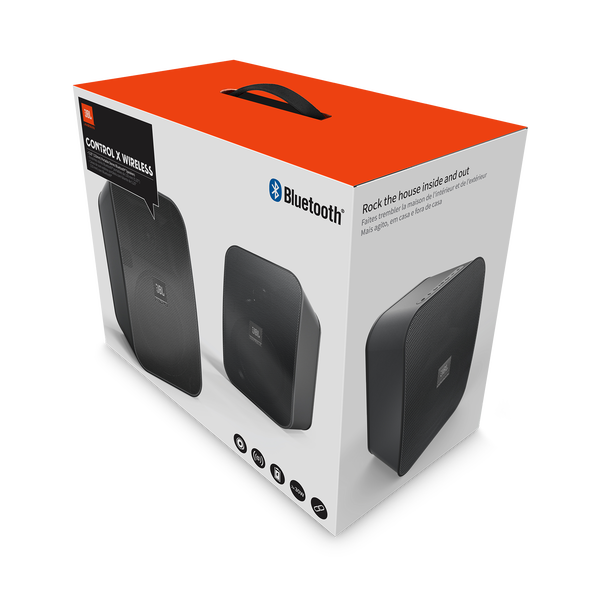 JBL Control X Wireless - What's in the Box