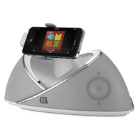 JBL OnBeat - White - High-performance docking station for iOS devices - Hero