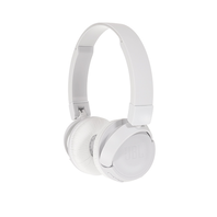 JBL T460BT - White - Wireless on-ear headphones - Hero