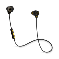 UA Sport Wireless Stephen Curry Edition - Yellow - Wireless in-ear headphones for athletes - Hero