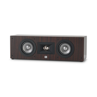 "Studio 235C - Brown - Dual 2.5-way 6.5"" Center Channel Loudspeaker - Hero"