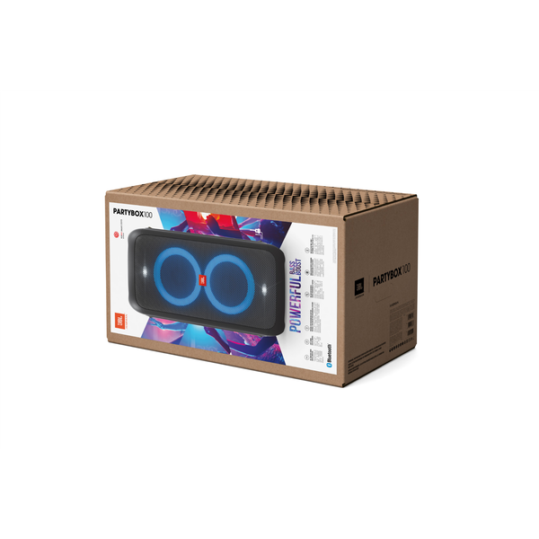 JBL PartyBox 100 - What's in the Box