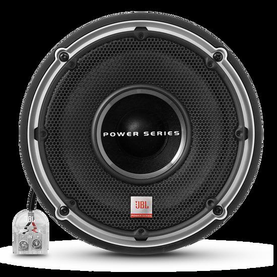 POWER P660C - Black - 6 1/2 inch 2-Way Component System - Hero