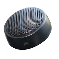 08GTI - Black - 1 inch Tweeter (pure titanium) - Hero