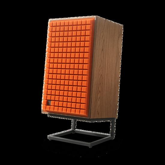 "L100 Classic - Orange - 12"" (300mm) 3-way Bookshelf Loudspeaker - Hero"