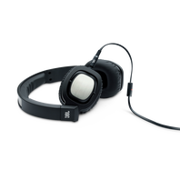J55a - Black - High-performance On-Ear Headphones for Android Devices - Hero