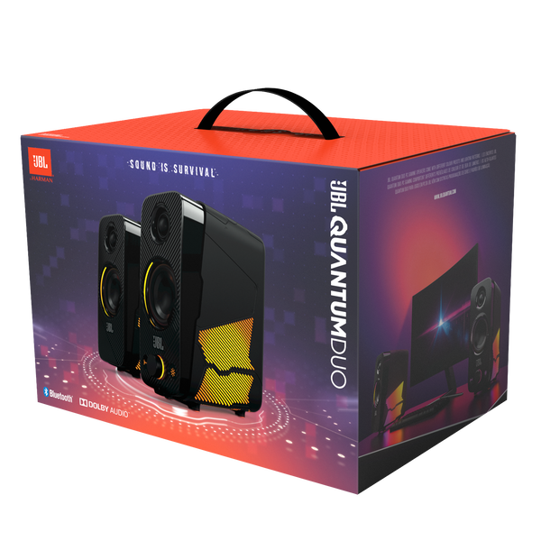 JBL Quantum Duo - What's in the Box