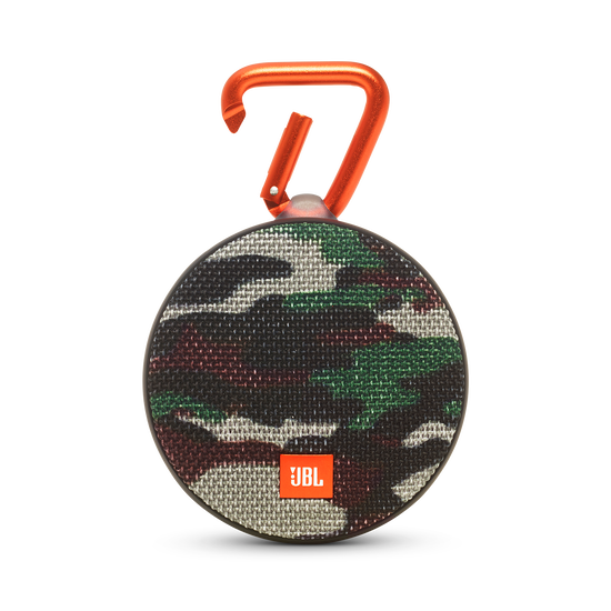 JBL Clip 2 Special Edition - Squad - Portable Bluetooth speaker - Hero