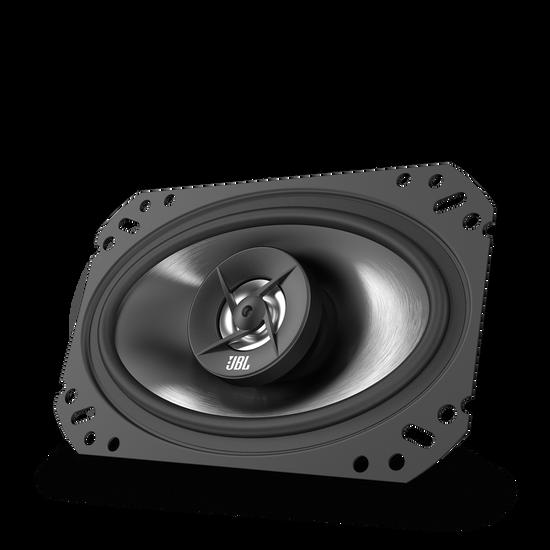 "Stage 6402 - Black - 4"" x 6"" (101mm x 152mm) coaxial car speakers, 105W - Hero"