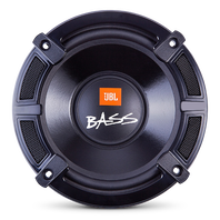 "Subwoofer Bass 10"" 350 wrms - Black - Hero"