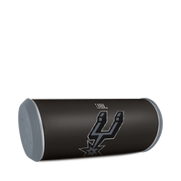 JBL Flip 2 NBA Edition - Spurs - Black - Portable Bluetooth Speaker with Microphone & USB Charging - Hero