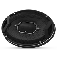 "GTO939 - Black - 300-Watt, Three-Way 6"" x 9"" Speaker System with Tweeter Level Control - Hero"