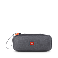Flip Carrying Case - Grey - Carrying Case for JBL Flip, Flip2 or Flip3 - Hero